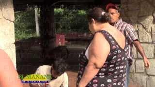 getlinkyoutube.com-Enfermo de SIDA agoniza en la calle: Está en bohío de Eligio