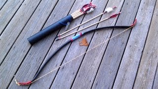 getlinkyoutube.com-My PCV Pipe Bows
