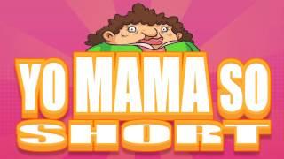 getlinkyoutube.com-YO MAMA SO SHORT JOKES - VOLUME 1