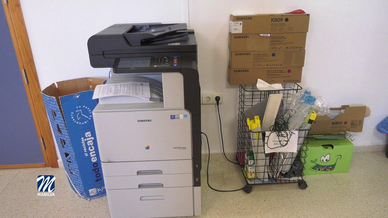 Licitación contrato suministro de impresoras