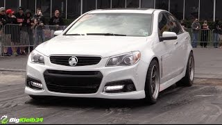 Fastest Chevy SS in the World! - ProCharged!