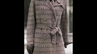 getlinkyoutube.com-crochet jacket| Cardigan Free |Crochet patterns| 1