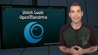 getlinkyoutube.com-QUICK LOOK ::: OpenMandriva