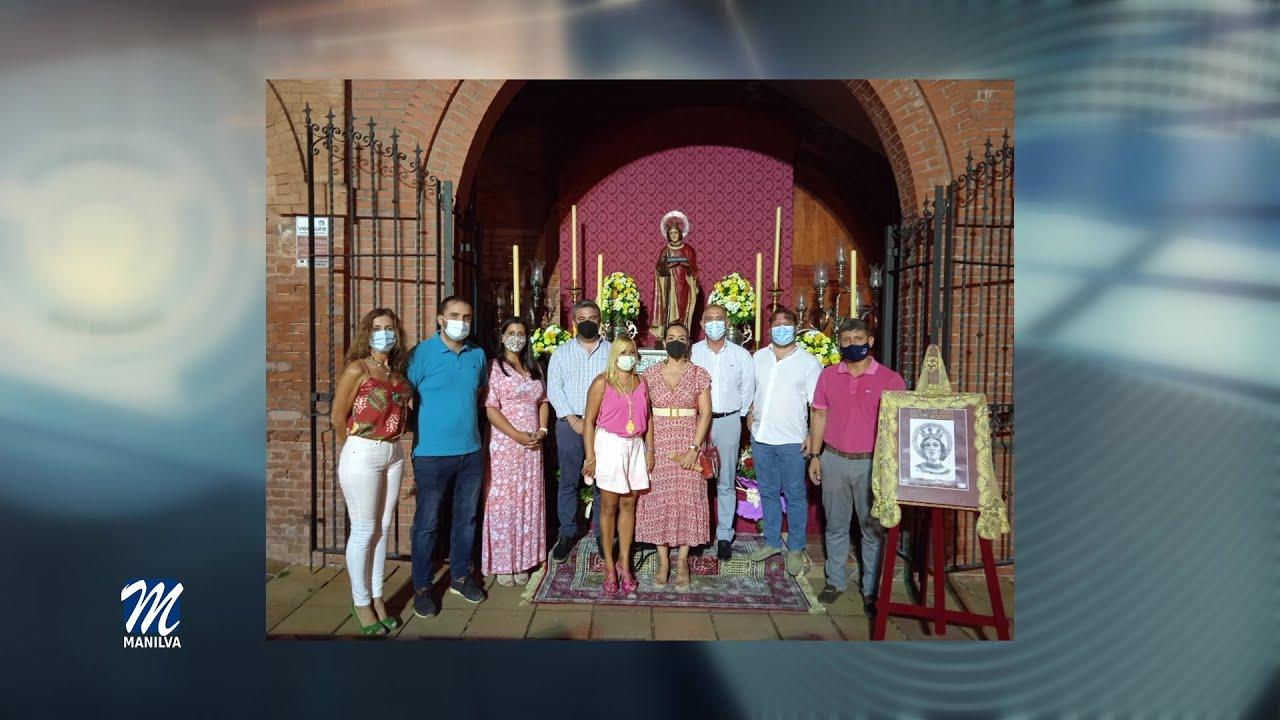 Celebración de San Luis de Sabinillas