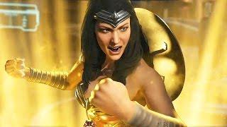 getlinkyoutube.com-Injustice 2 - Wonder Woman Gameplay @ (60ᶠᵖˢ) HD ✔