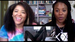 Four Ladies 4L - Move MV Reaction