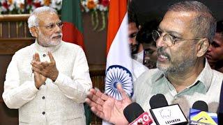 Nana Patekar's BEST Reply On Effects Of Narendra Modi's Note Ban In India