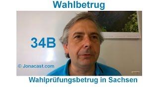 getlinkyoutube.com-Wahlbetrug in der BRD-0034B-Wahlprüfungsbetrug in Sachsen und polnische Grenzfrage