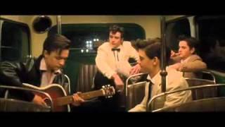 getlinkyoutube.com-George Harrison Auditions For John Lennon