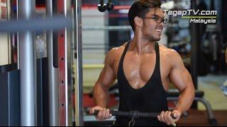 getlinkyoutube.com-Danny & Mustaqim - Training Motivation Video @ BCS Gym