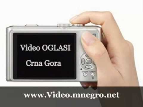 VIDEO OGLASI Crna Gora www.Video.mnegro.net