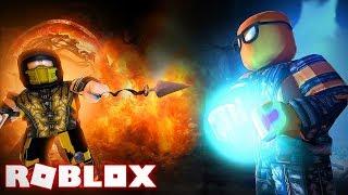 ULTIMATE NINJA WARRIOR IN ROBLOX (Roblox Ninja Warrior Tycoon)