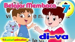getlinkyoutube.com-Aku Bisa Membaca bersama Lala 7  HD |  Kastari Animation Official