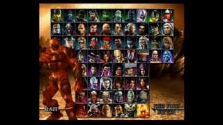 getlinkyoutube.com-Mortal Kombat Armageddon - Blaze
