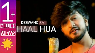 DEEWANO SA HAAL HUA | Tum Dil Ki | Dhadkan | Unplugged Soulful Version | Darpan Shah width=