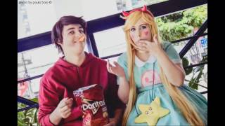 getlinkyoutube.com-STAR VS LAS FUERZAS DEL MAL || STAR VS THE FORCES OF EVIL || LOS MEJORES COSPLAYS!