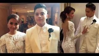 getlinkyoutube.com-Kathryn Bernardo And Friends (In Going Bulilit) With Daniel Padilla Sweet Photos