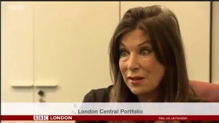 BBC London Interview with Naomi Heaton