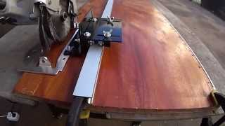 getlinkyoutube.com-30.Как идеально ровно раскраивать ручной циркулярной пилой древесные материалы