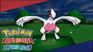 getlinkyoutube.com-Pokémon Rubí Omega/Zafiro Alfa ¡COMO CONSEGUIR LEGENDARIOS SHINY!