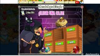 getlinkyoutube.com-Truco de como ganar en el Mercado Negro - Dragon City