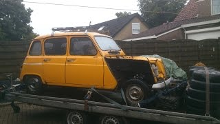 getlinkyoutube.com-renault 4 restauratie restoration R4 Restauration