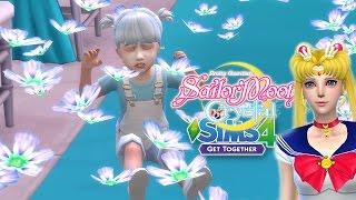 getlinkyoutube.com-The Sims 4 Sailor Moon#20 อย่าทิ้งเจ้าตัวน้อยนะ