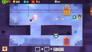 getlinkyoutube.com-King of thieves awesome defence. MAP #20