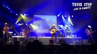 getlinkyoutube.com-Die Lady und der Tramp  -  TRUCK STOP Live in Kaunitz  08 08 2014