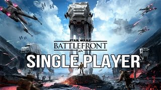 getlinkyoutube.com-Star Wars Battlefront - Singleplayer Gameplay