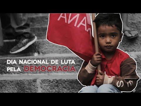 Dia Nacional de Luta pela Democracia