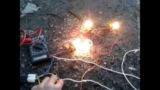 getlinkyoutube.com-Реле включения дневных ходовых огней  GLine AR
