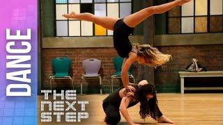 "getlinkyoutube.com-The Next Step - Extended Dance: Skylar & Richelle ""Falling Behind"" Duet (Season 4)"