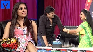 getlinkyoutube.com-Extra Jabardasth - || Roja And Naga Babu fight || ఎక్స్ ట్రా జబర్దస్త్ - 10th July 2015 ( Promo )
