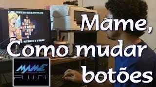 getlinkyoutube.com-Mame 32 Como mudar botões e jogar no Joystick