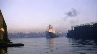 getlinkyoutube.com-SS United States Docks October 11, 1955