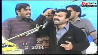 getlinkyoutube.com-Zakir Qazi Waseem Abbas Khaniwal Majlis on 28safar1432 2/2/2011 At dandot Distt chakwal