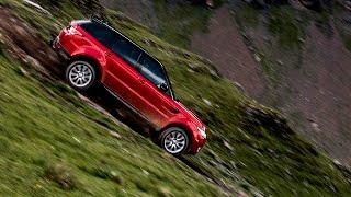 getlinkyoutube.com-2017 Range Rover Sport - Inferno Downhill Challenge