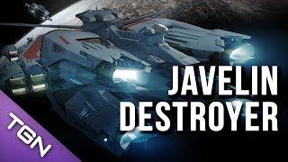 getlinkyoutube.com-Star Citizen : Javelin Destroyer & Procedurally Generated Content