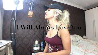 getlinkyoutube.com-Whitney Houston | I Will Always Love You | Cover | Samantha Harvey