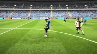 getlinkyoutube.com-FIFA 15 Ronaldinho - Skills & Goals Compilation