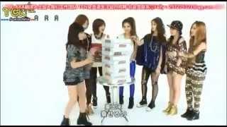 getlinkyoutube.com-T♔ARA ( 티아라 ) GAME JENGA ( Cute & Funny )