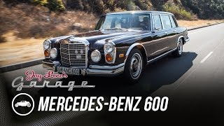 getlinkyoutube.com-1972 Mercedes-Benz 600 Kompressor - Jay Leno's Garage