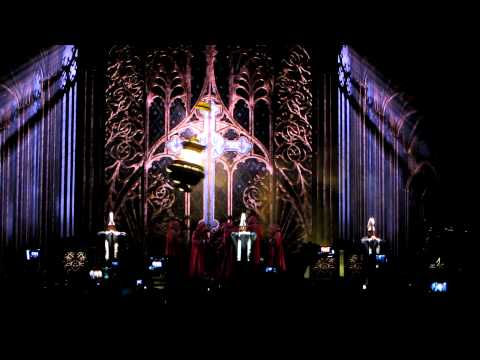Madonna - MDNA Tour - Firenze, 16.06.2012 - INTRO [1080p HD]