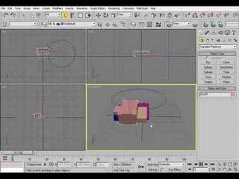 3d Studio Max tutorial: Podstawy