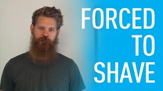 getlinkyoutube.com-How To Handle Being Forced To Shave Your Beard | Eric Bandholz
