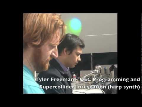 Leap Motion Controller Spawns An Orchestra At Music Hack Day SF 2013 - hypebot
