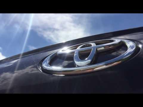 Замена лампочки ближнего света Toyota Avensis