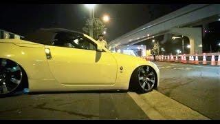 getlinkyoutube.com-【搬出動画①】StanceNation 2015 Tokyo G Edition スタンスネーションJAPAN 車高短 シャコタン Lowered exhaust low car
