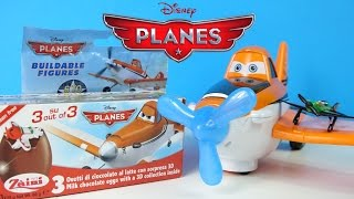 getlinkyoutube.com-Surprise Eggs Toys Disney Planes Dusty Ripslinger Chug